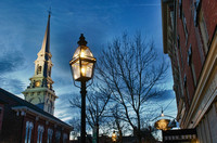 North Church at Dusk