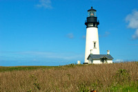 Lighthouse at Yaquina Head